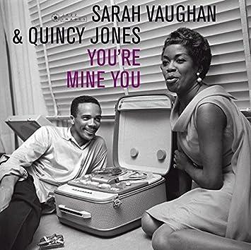 Sarah vaughan youre mine you amazon music youre mine you stopboris Gallery