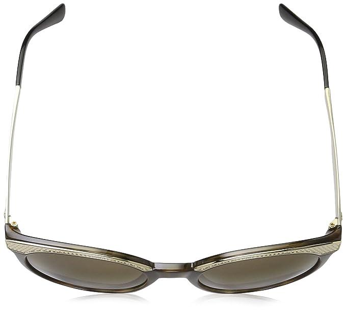 VERSACE Women s 0VE4330 988 13 53 Sunglasses, Havana Browngradient   Amazon.co.uk  Clothing 008c787765f