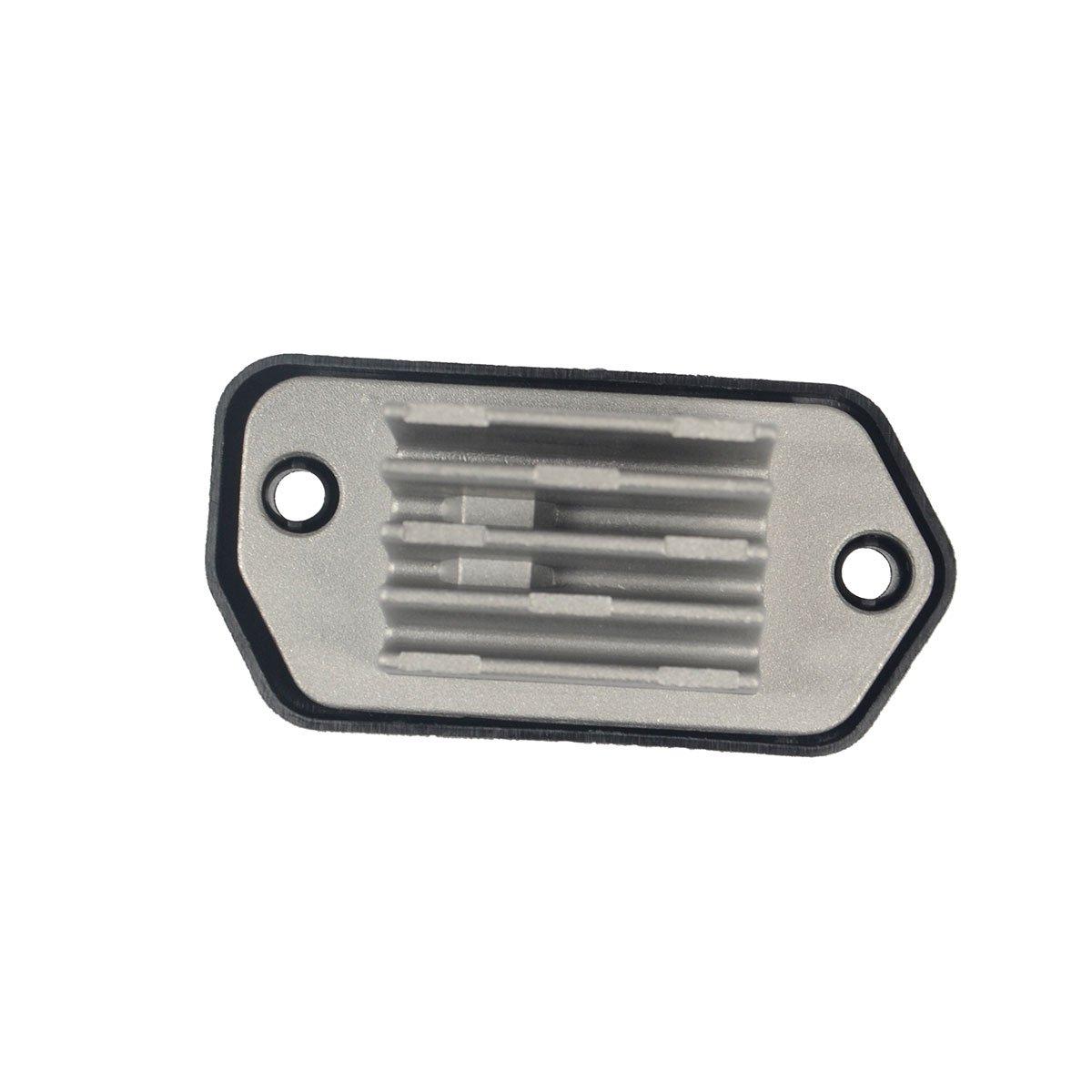 A-Premium HVAC A//C Blower Motor Resistor for Acura RSX 2002-2006 TL Honda Accord Coupe/2003-2005 PremiumpartsWhosale