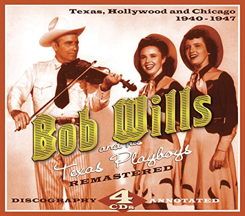 1940-1947 Texas, Hollywood and - Chicago 1940