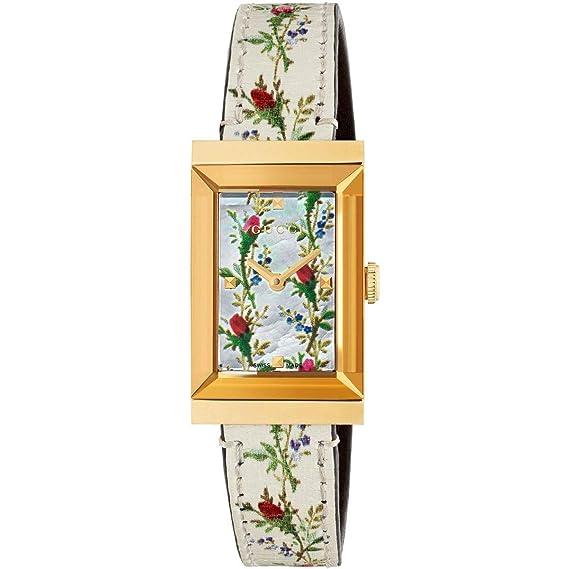 Reloj Gucci Mujer G-Frame ya147407