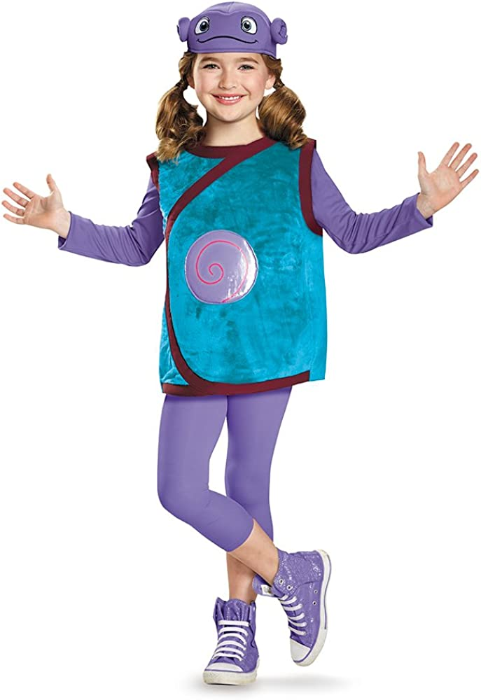 Oh Deluxe Costume, Small (4-6x)