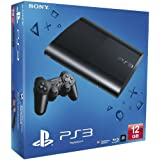 PlayStation 3 - Konsole mit DualShock 3 Wireless Controller