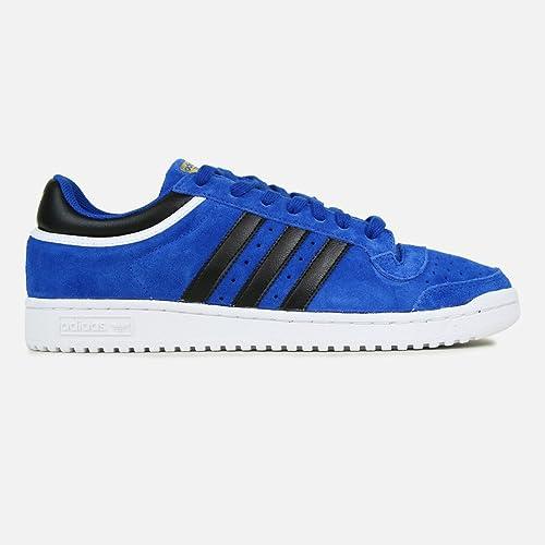 adidas Originals TOP Ten LO Zapatillas de correr para hombre, Azul (Equipo azul/negro/blanco), 46 EU: Amazon.es: Zapatos y complementos