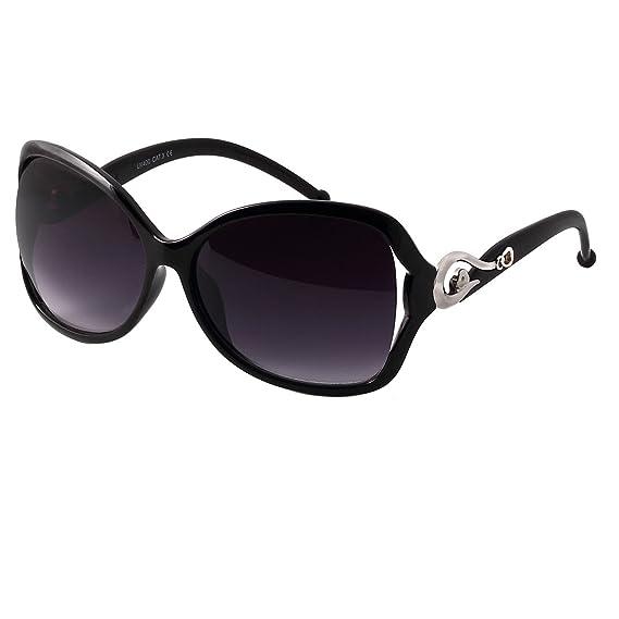 CASPAR Fashion - Occhiali da sole - Donna Marrone marrone o4cYhy