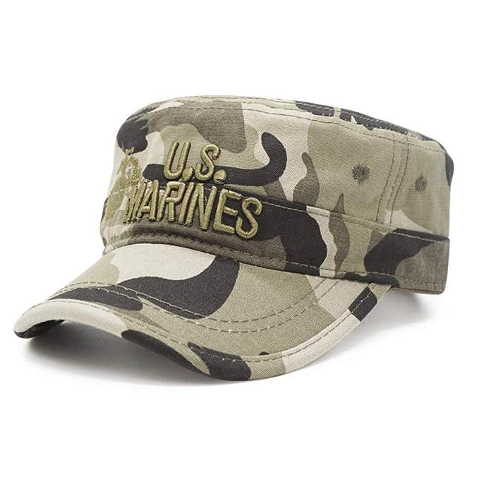DDMGB Sombrero de Beanie Gorra De Béisbol De Camuflaje Hombre ...