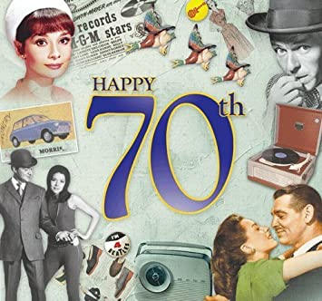 70th Birthday Gifts For Women
