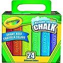 Crayola 24-Count Sidewalk Chalk