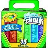 Crayola 24 Count Sidewalk Chalk (51-2024-E-000)