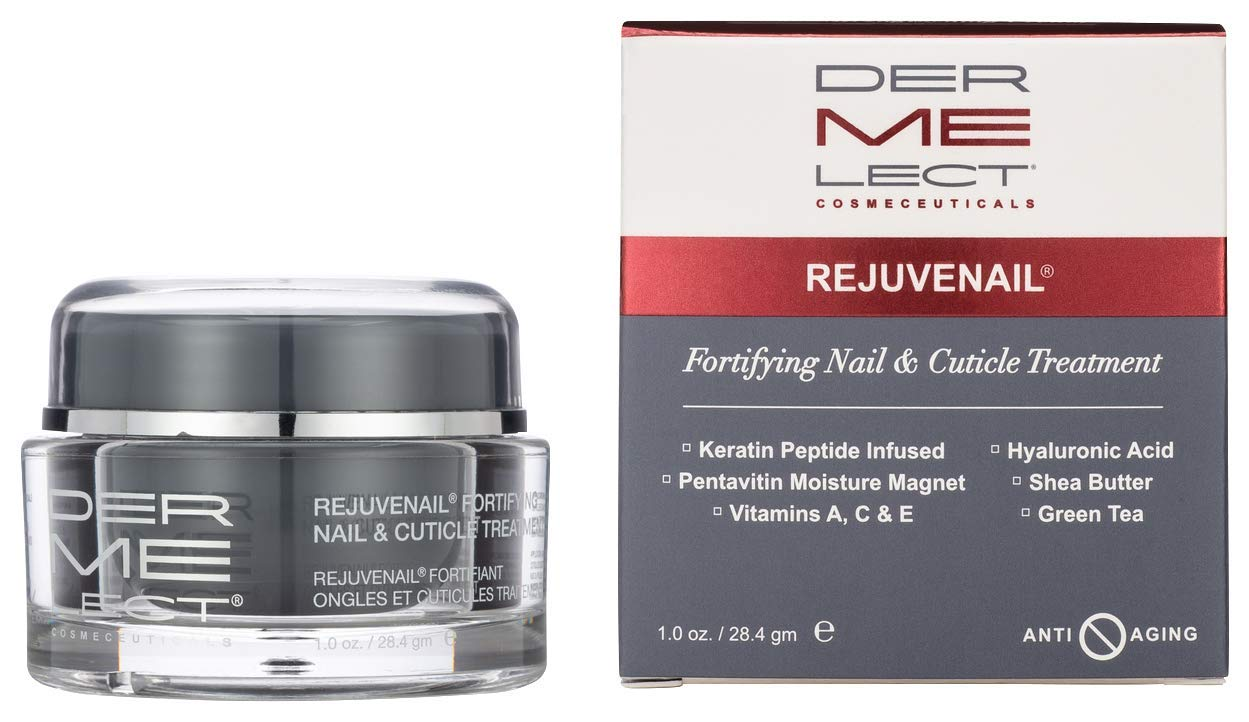 Rejuvenail Fortifying Nail and Cuticle Treatment -- 1 oz.