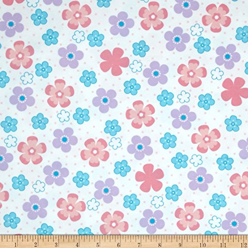 Flannel Fabric Pastel - 2