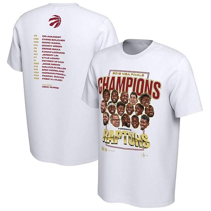 2019 NBA Campeonato Toronto Raptors Kawhi Leonard Baloncesto ...