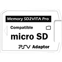 Ultimate Version SD2Vita 5.0 - Adaptador de tarjeta de memoria, PS Vita PSVSD Micro SD PSV 1000/2000 PSTV FW 3.60…