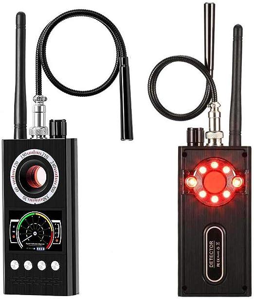 FXQIN Detector de señal de RF, Cámara Espía Cámara Oculta ...