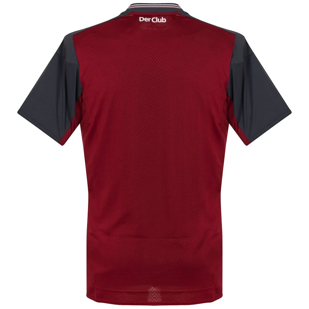 outlet store fea7d 87ee6 Amazon.com : 1.FC Nurnberg Home Jersey 2017 / 2018 - S ...