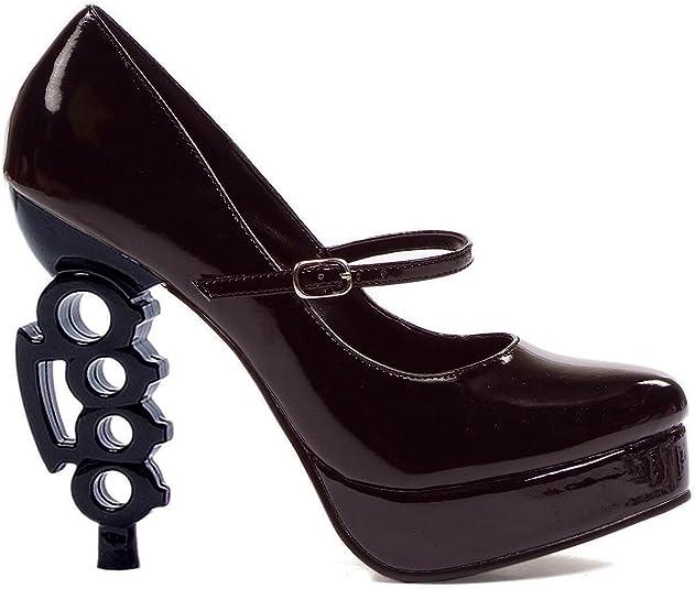 Ellie Shoes Women's 5 Inch Heel Pump