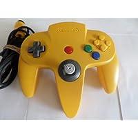 Official Nintendo 64 Yellow Controller (N64)