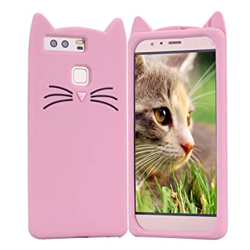 huawei p8 lite 2015 coque chat
