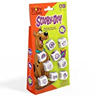 Creativity Hub Rory's Store Cubes: Scooby Doo Dice Set Game