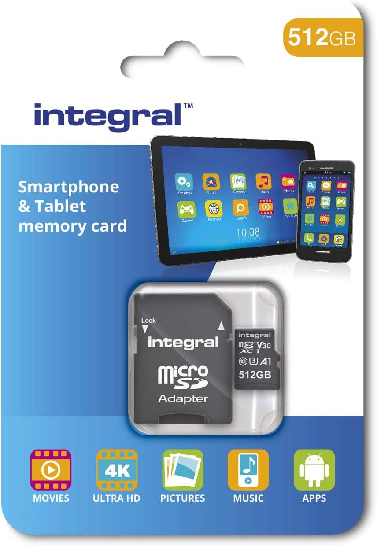 Integral 512gb Micro Sd Karte High Speed Memory Computer Zubehör