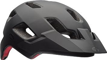 BELL Stoker - Casco para Bicicleta de montaña Matte Negro Talla L ...