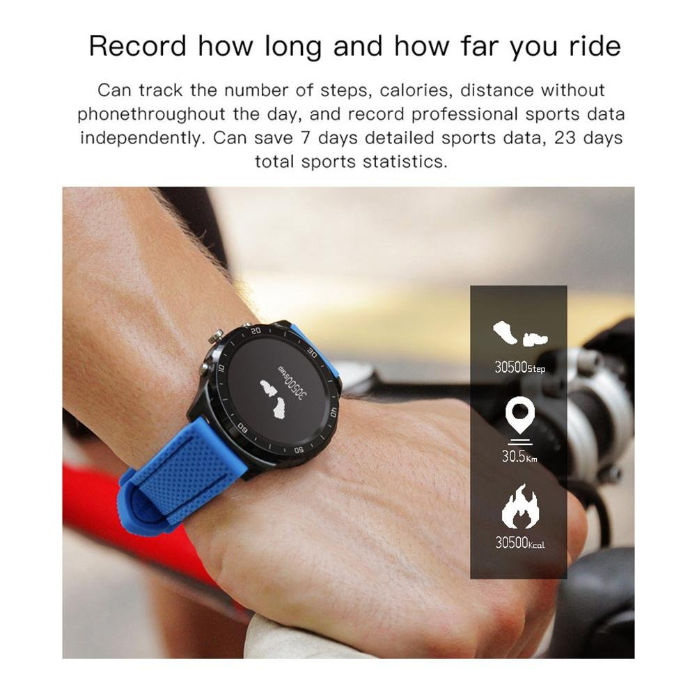 Amazon.com: iBelly Smart Watch Smart Sports Bracelet Medical Level Monitoring Blood Oxygen Blood Pressure Monitoring;Heart Rate Variant Multifunction Sports ...