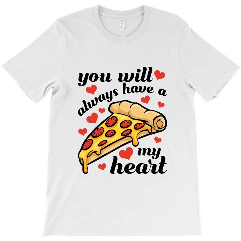 Unisex Kids Cute Shirt You Will Always Have A My Heart T-Shirt