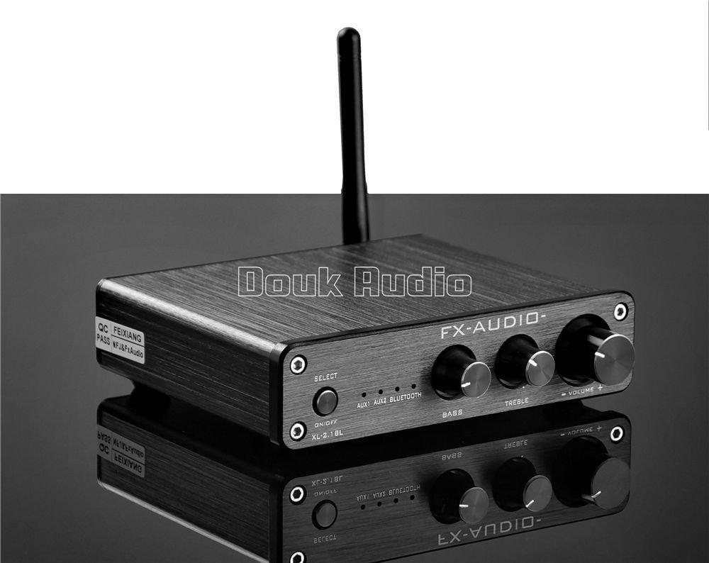 Nobsound HiFi 2.1 Channel Bluetooth 4.0 Digital Amplifier High Power Multimedia Mini Amp