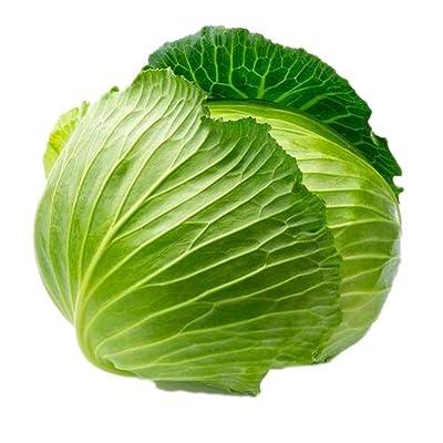 Oliote 1 Pack Cabbage Seeds Biennial Vegetables Plants Seeds Flowers: Home Improvement