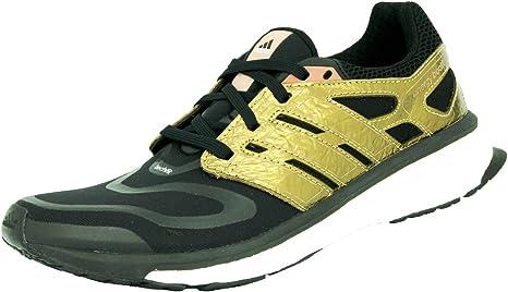 adidas Performance ENERGY BOOST LTD Zapatillas para Correr Running Negro Oro para Hombre Torsion System: Amazon.es: Deportes y aire libre