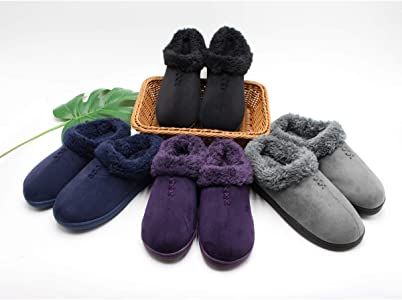 Hard Bottom Rubber Soles Slippers with