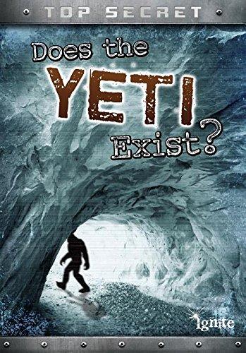 Read Online Does the Yeti Exist? (Top Secret!) PDF