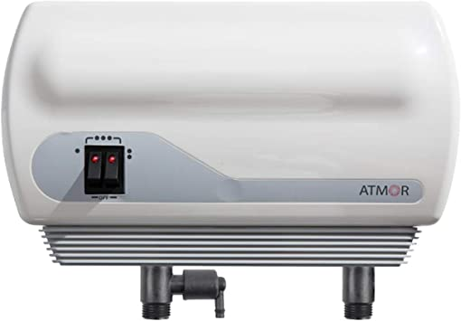 White Atmor AT-900-04 Tankless Water Heater Electric 3.8kW