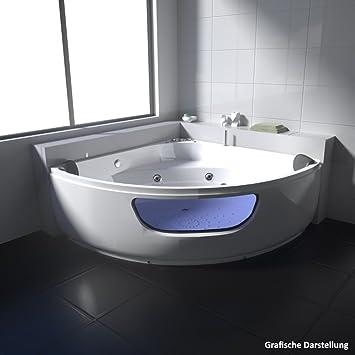jacuzzi bath. Troni Technology Jacuzzi Bath Spa Corner Whirlpool 2 Person  150 x