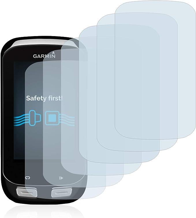 savvies Protector Pantalla Compatible con Garmin Edge 1000 (6 Unidades) Pelicula Ultra Transparente: Amazon.es: Electrónica