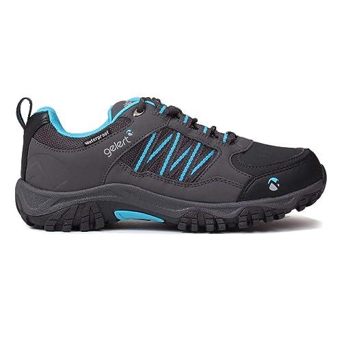 designer fashion 21e2c ead98 Gelert Horizon Low Kinder Wasserdicht Wanderschuhe Trekkingschuhe Outdoor  Schuhe