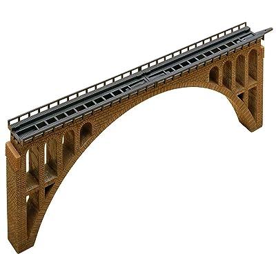 "Faller 282924 Stone Arch Bridge Z Scale Building Kit, 8-5/8"": Toys & Games"
