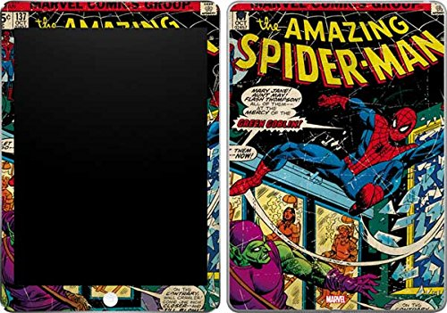Spider Man iPad Air Skin Spiderman