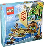 LEGO - 41150 - Disney Princess - Jeu de Construction - Le Voyage en Mer de Vaiana