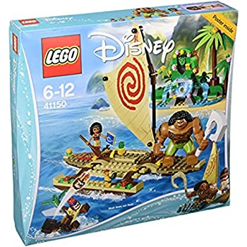 Lego disney moana minifigure maui with for Disney s moana maui s magical fish hook