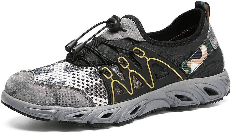 Zapatillas de Escalada para Hombre de 2018 con Cordones y ...