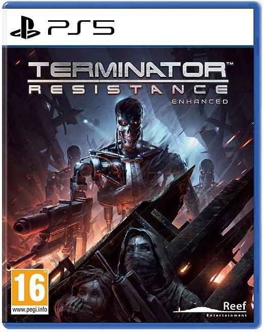 Terminator: Resistance Enhanced Collector's Edition (PS5)   Amazon