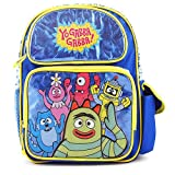 Yo Gabba Gabba Large Backpack – Great gift item, Bags Central