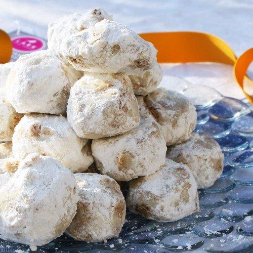 Russian Tea Cakes by Lark Fine Foods - 14 oz (14 ()