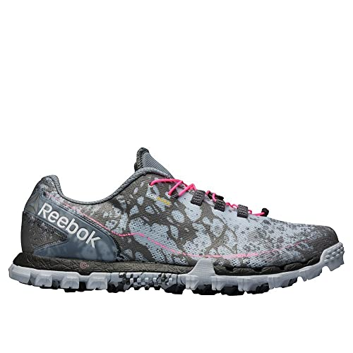 Reebok All Terrain Super Or Zapatillas Running Mujer Gris, 40: Amazon.es: Zapatos y complementos
