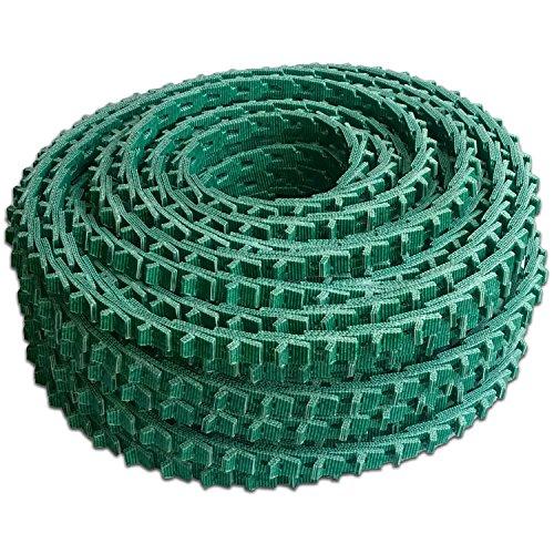Adjustable Link V-Belt | Replaces A/13 4L Section Belts | 1/2