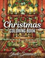 Christmas Coloring Book: An Adult Coloring Book with Fun, Easy, and Relaxing Coloring Pages (Perfect Gift for Christmas Lovers) by Createspace Independent Publishing Platform