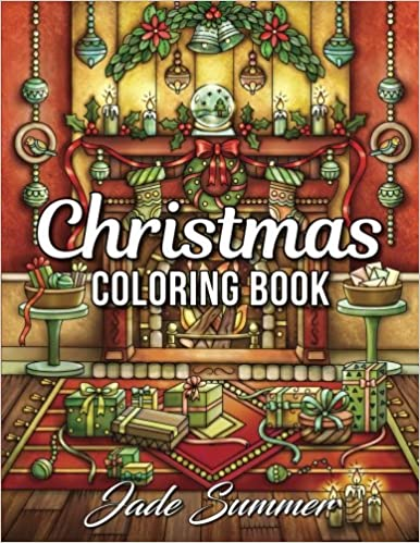 DOWNLOAD PDF Christmas Coloring Book An Adult With Fun Easy And Relaxing Pages Perfect Gift For Lovers Full Books Or