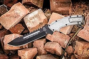 Tops Steel Eagle 107C XX Dual Knife Combo