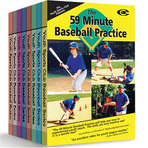 Baseball Coaching:Schupak's Baseball Super 8 DVD Set ()